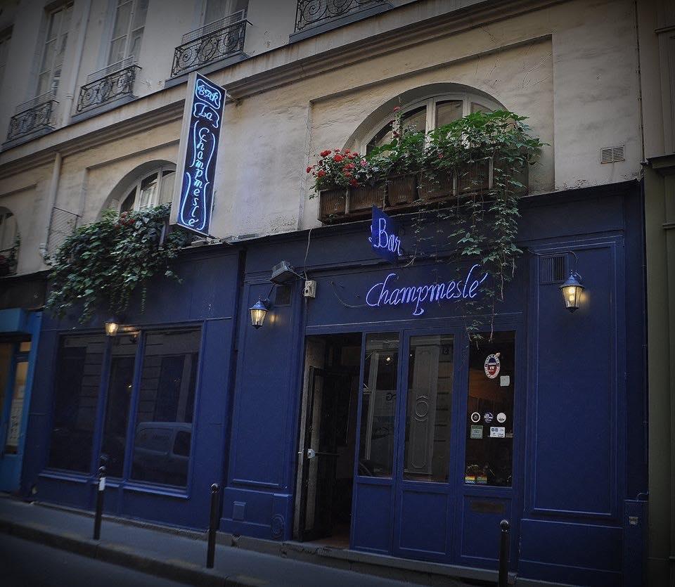 Le Champsmeslé à Paris